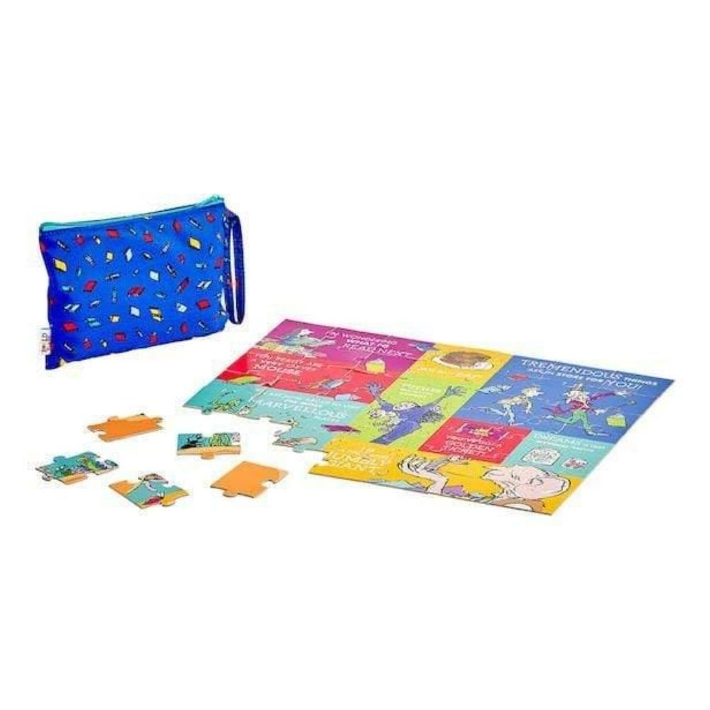 Roald Dahl Splendiforous Two-Sided Puzzle