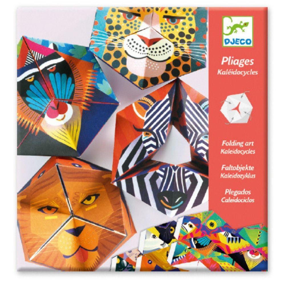 Flexianimals - Djeco Folding Art