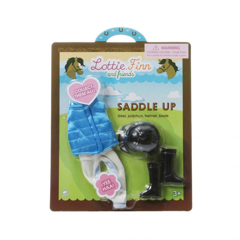 Lottie Doll - Saddle Up Outfit Set