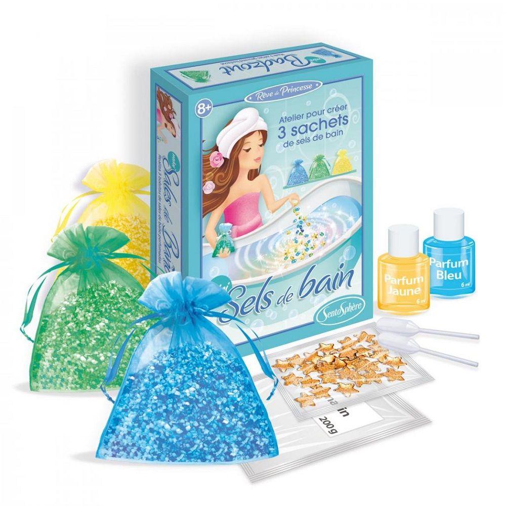 Sentosphere Mini Make Your Own Bath Salts Kit