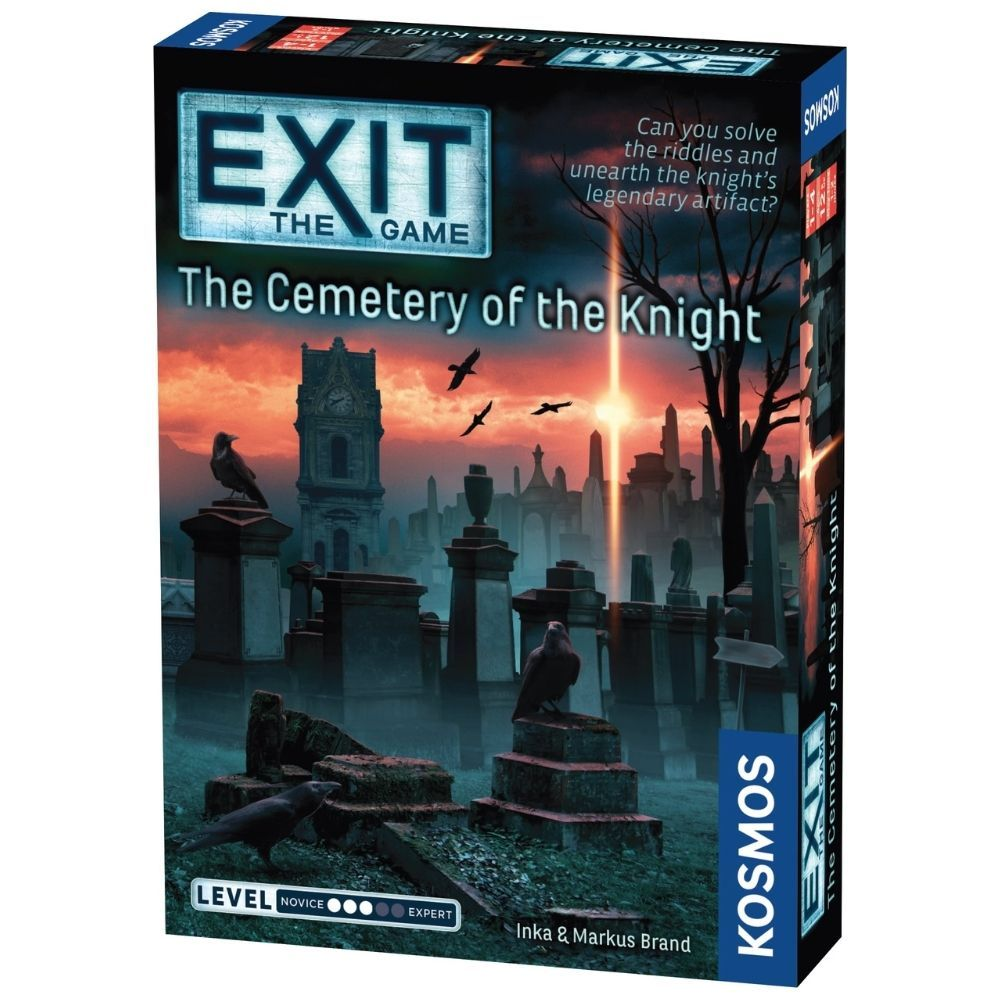 Thames and Kosmos Exit The Cemetery of The Knight