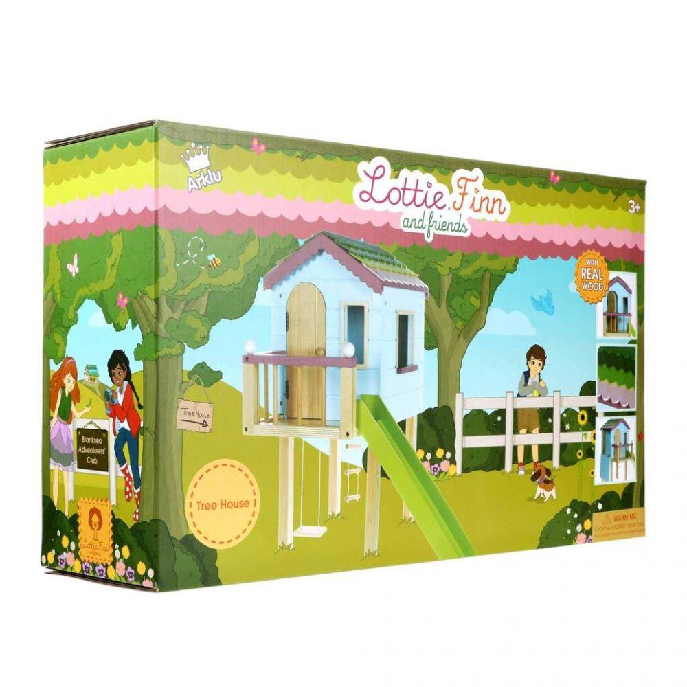Lottie, Finn and Friends - Tree House