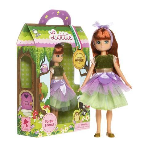 Lottie Doll - Forest Friend