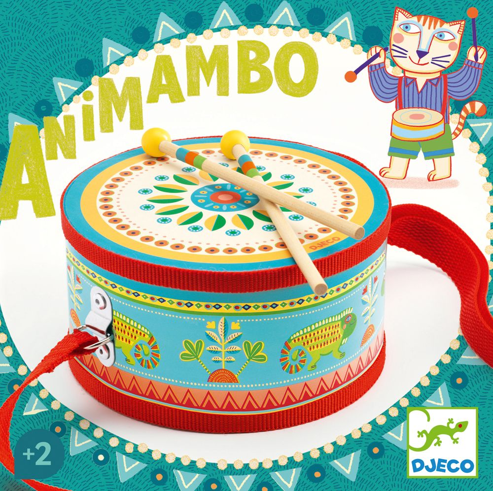 Animambo Hand drum by Djeco