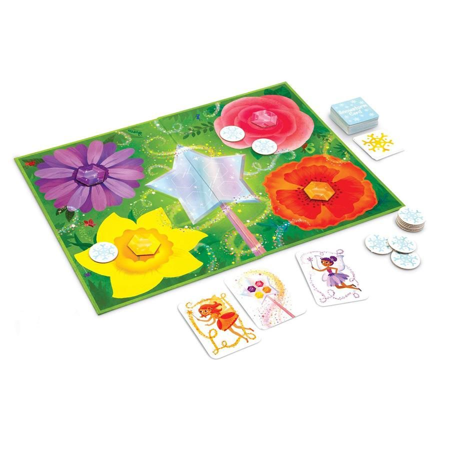 The Fairy Game Peaceable Kingdom
