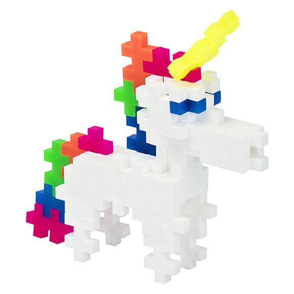 Plus-Plus Mini Maker Tube -  Unicorn