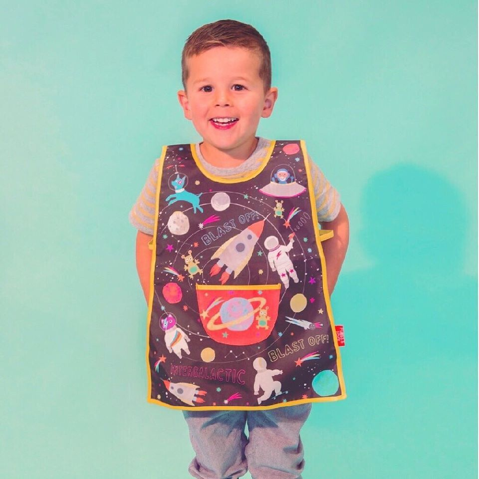 Floss and Rock Tabard - Space