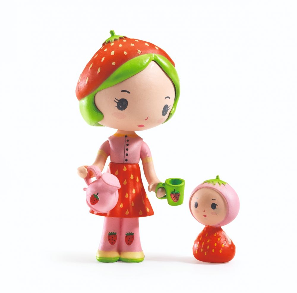Djeco Tinyly Berry & Lila DJ6943