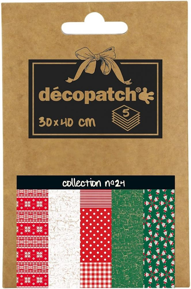 Decopatch Pocket Collection No 24