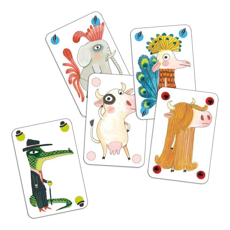 Djeco Card Games - Pipolo