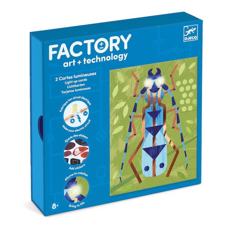 Djeco Factory Insectarium