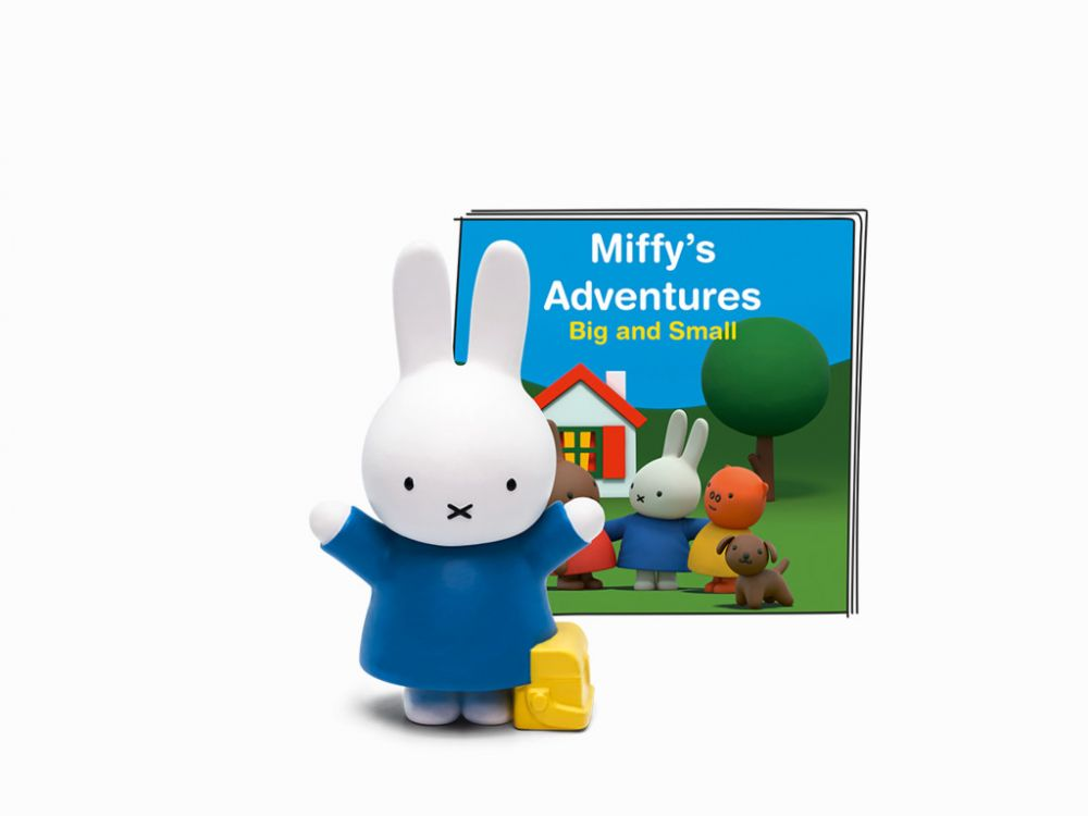 Tonies Audiobook & Songs - Miffy