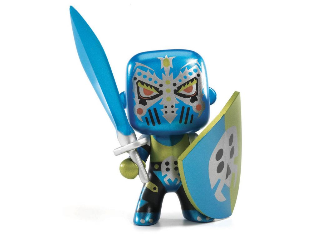 Djeco Arty Toys - Metal'ic Spider Knight - Limited Edition