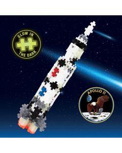 Plus-Plus Saturn V Rocket 240 pieces
