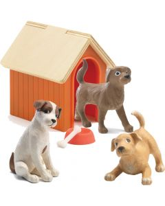 Djeco Petit Home - Dogs