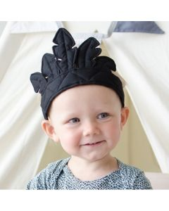 Black Feather Crown - save 20%