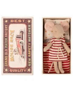 Maileg Big Sister Mouse In A Box