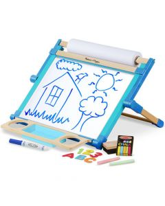 Melissa and Doug - Deluxe Double Sided Table Top Easel