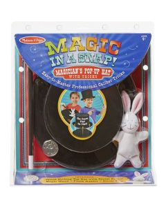 Melissa and Doug - Magic In A Snap - Magicians's Hat
