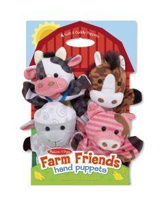 Farm Friends Hand Puppet - Melissa and Doug