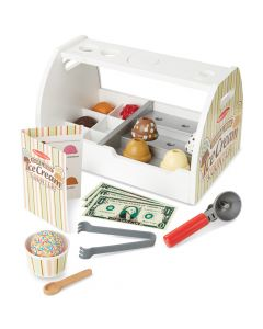 Melissa and Doug - Ice Cream Counter