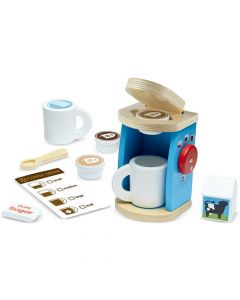 Melissa and Doug - Brew & Serve Coffee Set