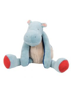 Hippo Soft Toy - Les Papoum
