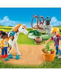 Playmobil Horse Grooming Carry Case - save 40%