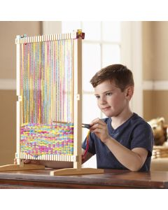 Melissa & Doug Weaving Loom