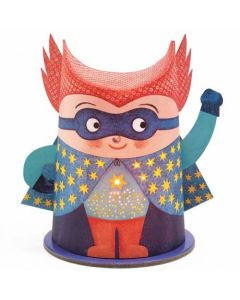 Djeco Super Hero Night Light - SAVE 25%