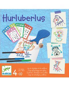 Drawing Game - Djeco Hurluberlus