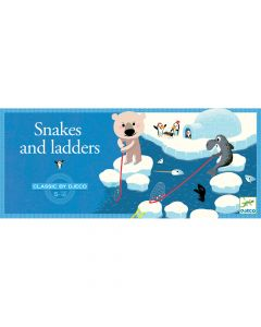 Snakes and Ladders by Djeco