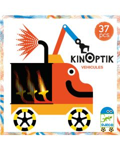 KinOptik Vehicles - By Djeco