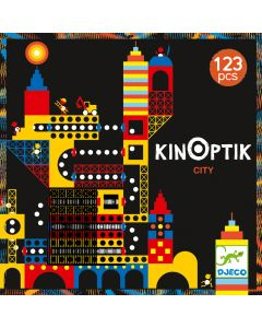 KinOptik City - By Djeco