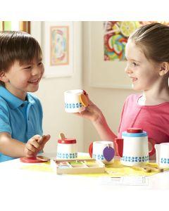 Melissa and Doug Wooden Tea Set