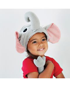 Oskar & Ellen Elephant Dressing Up Set