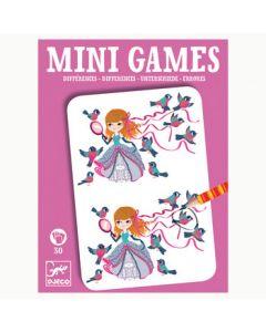 Djeco Mini Games Spot the Difference Lea