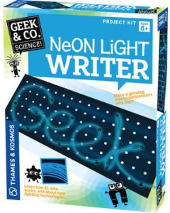 Geek & Co Neon Light Writer Kit - write your name in lights!