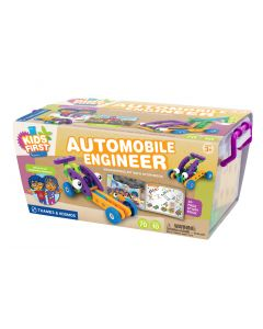 Thames & Kosmos Kids First - Automobile Engineer   (Level 1)