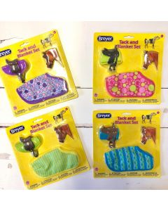 Breyer Tack and Blanket Set