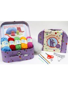 Buttonbag Crochet Kit