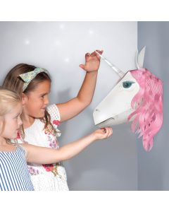 Make Your Own Magical Unicorn Friend - Clockwork Soldier