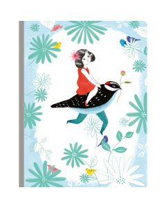 Chic Notebook - Djeco Stationery