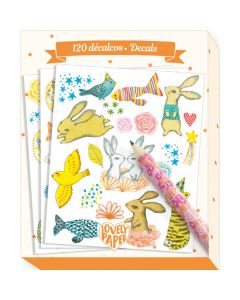 Elodie Decals - Djeco Stationery