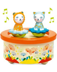 Djeco Magnetic Musical Boxes - Twins Melody - SAVE 25%