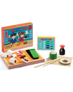 Pretend Play Sushi Restaurant - Djeco Aki and Maki