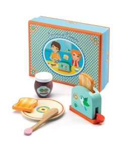 Breakfast time! Aurora & Theodore by Djeco Toys - SAVE 25%