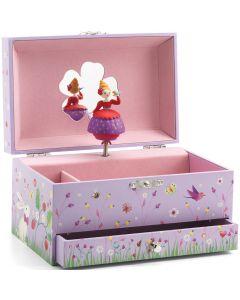 Djeco Musical Boxes - Princess's Melody