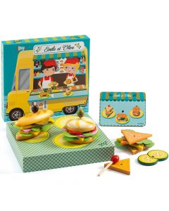 Djeco Sandwich Shop Toy