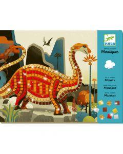 Djeco Mosaics Dinosaurs